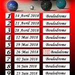 Affiche Challenge site 2018